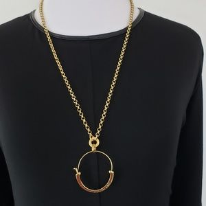 NWOT! Juicy Couture Charm Catcher Necklace